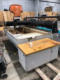 1996 Omax 55100 Waterjet Cutting System (#4075)
