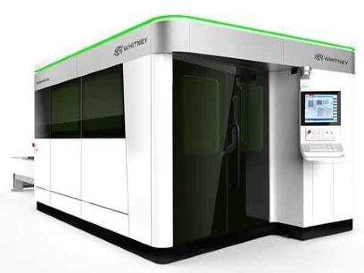 Piranha L510 Fiber Laser Cutting System