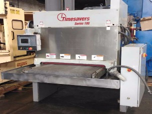 Timesavers, Fladders and Surface Sanding and Fininshing Machinery