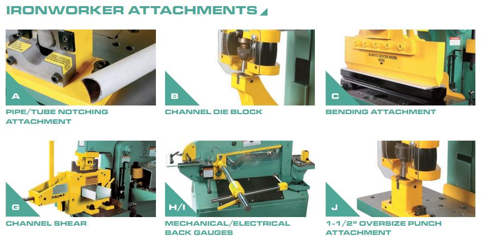ironworker attachments 1
