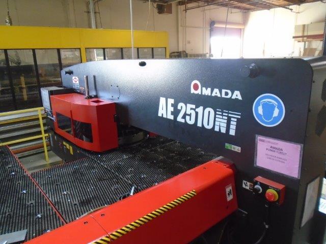 CNC Turret Punching Machinery
