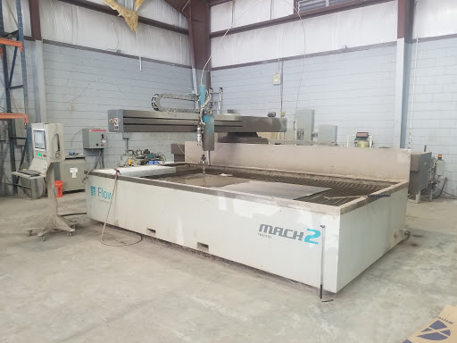2012 Flow 4020B Mach 2 Waterjet Cutting System (#1897)