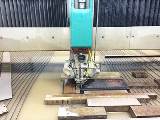 Is 5-Axis Waterjet All Wet?