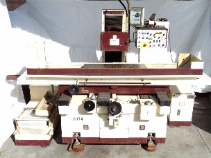 Surface, Cylindrical and Centerless Grinders