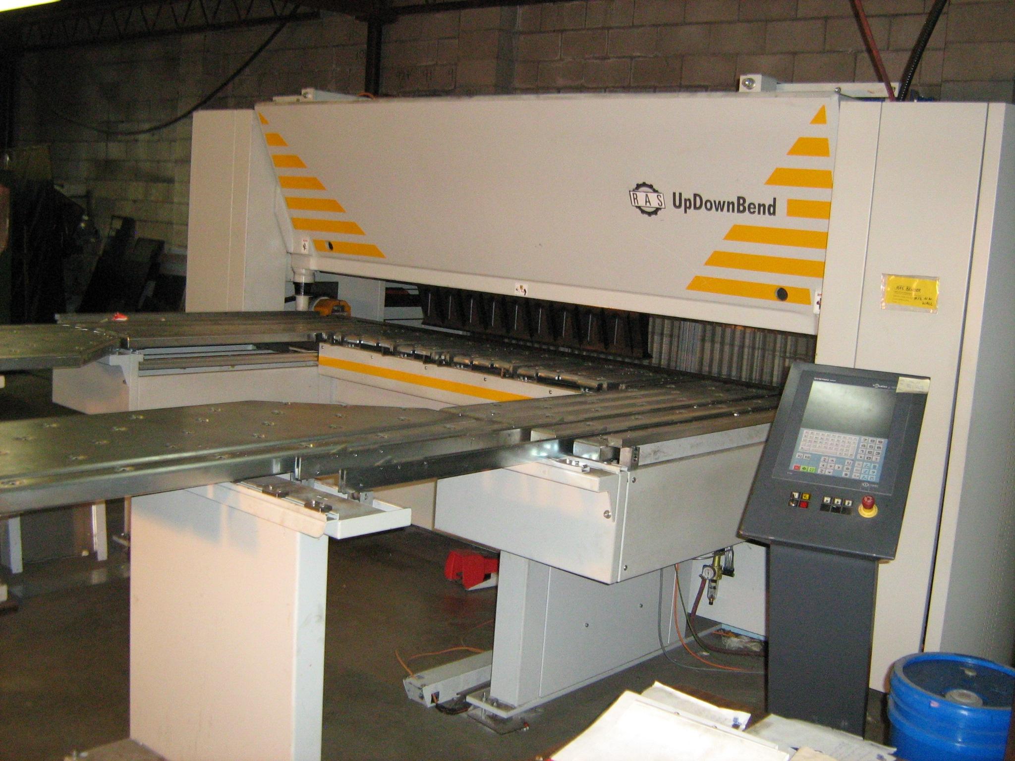 Metal Folding Machinery