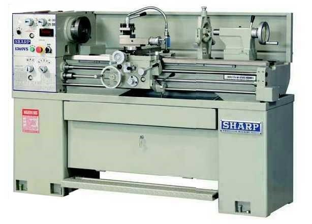 Manual Milling, Turning and Grinding Machinery