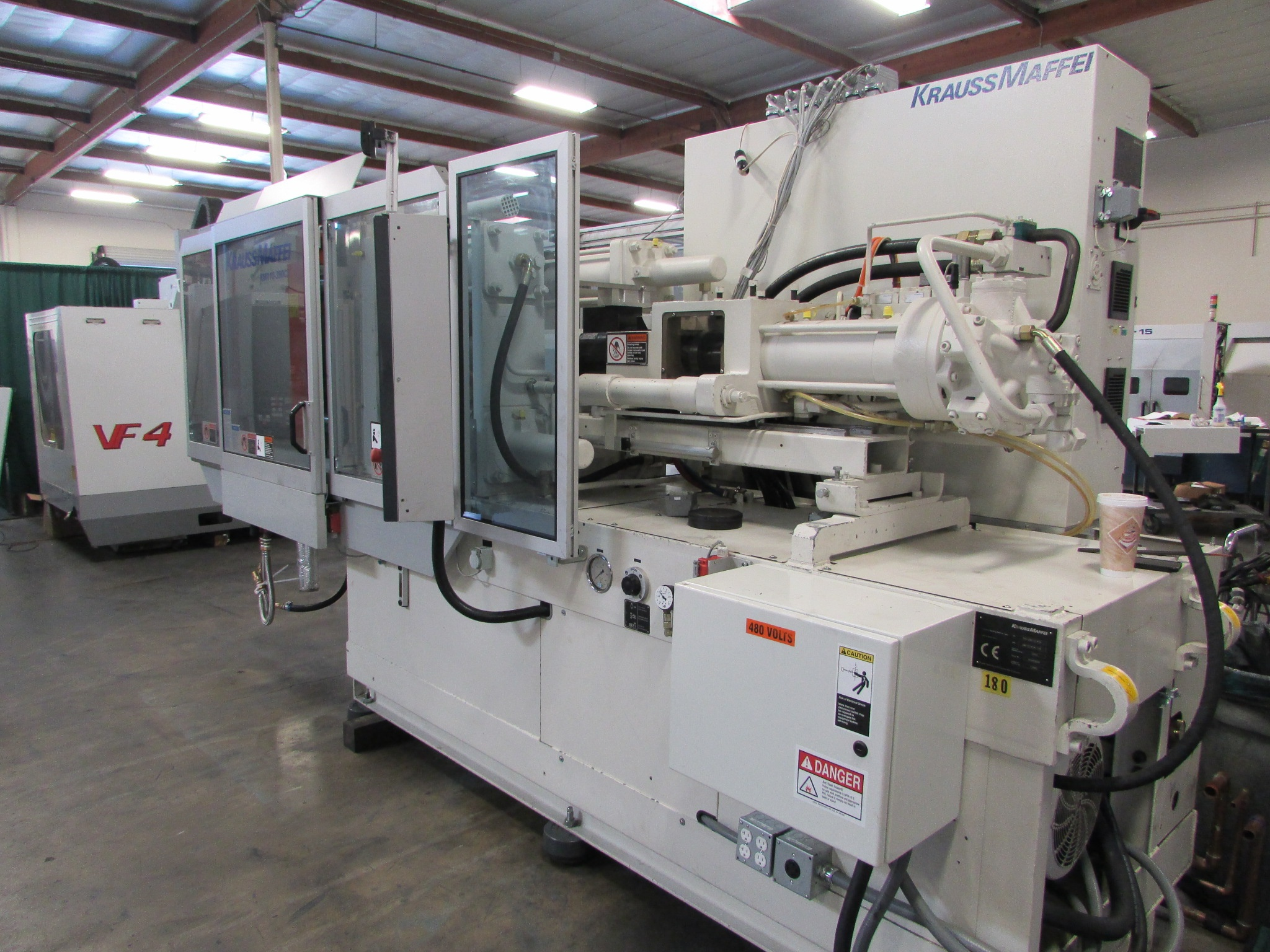Injection, Thermoforming and Rotational Molding Equipment