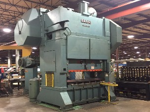 Punch and Forming Presses