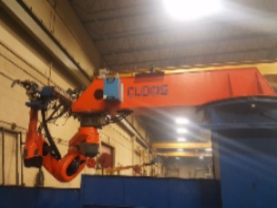 Robotic Welding and Material Handling Systems