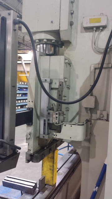 1992 LVD 110BH10LS MNC 95 CNC Press Brake (#1631)